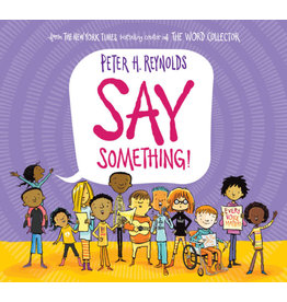 Scholastic Say Something!
