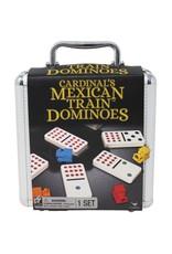 Cardinal Mexican Train Domino