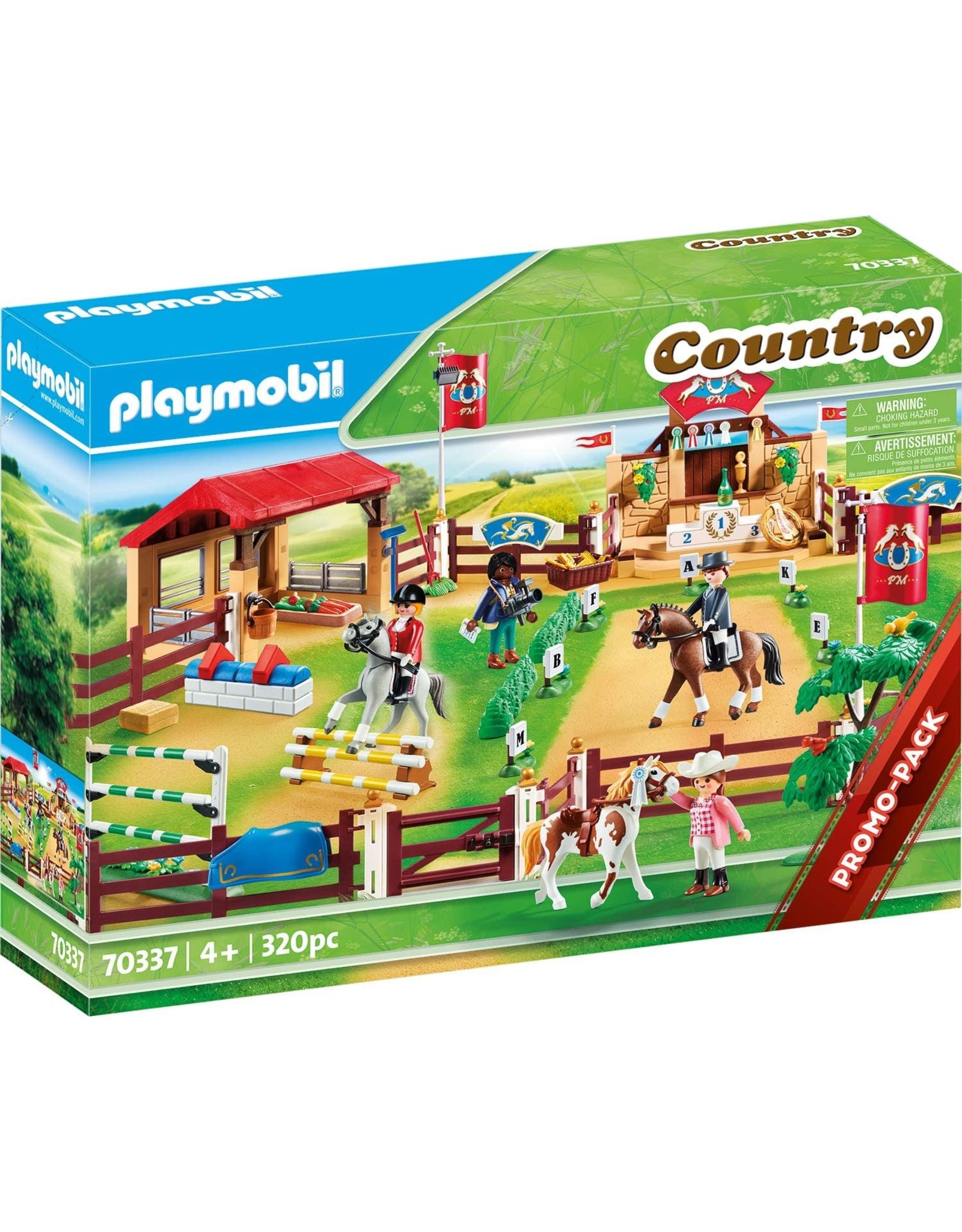 Playmobil Large Equestrian Tournament
