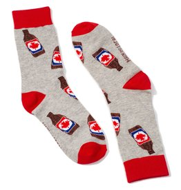 Main & Local Canada Beer Socks