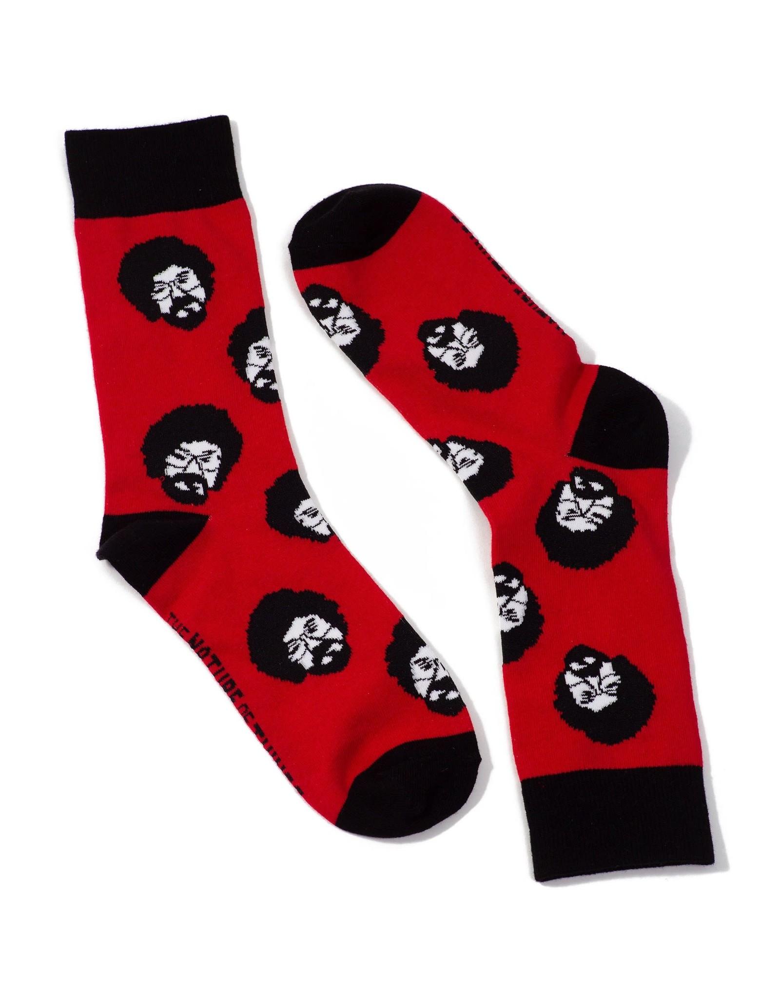 Main & Local David Suzuki Socks