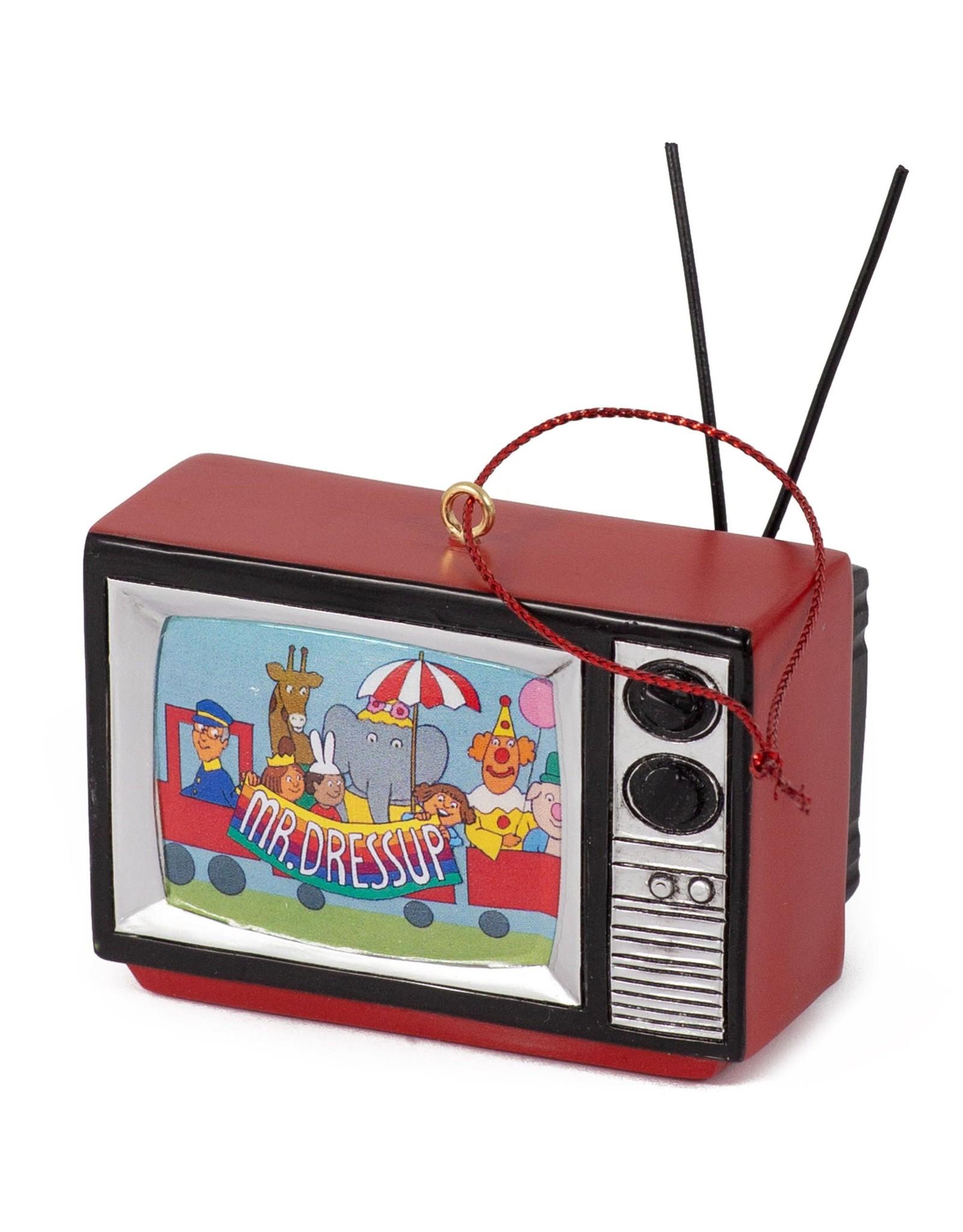 Main & Local TV - Mr. Dressup Ornament