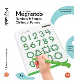0-9 Numbers & Shapes Magnatab