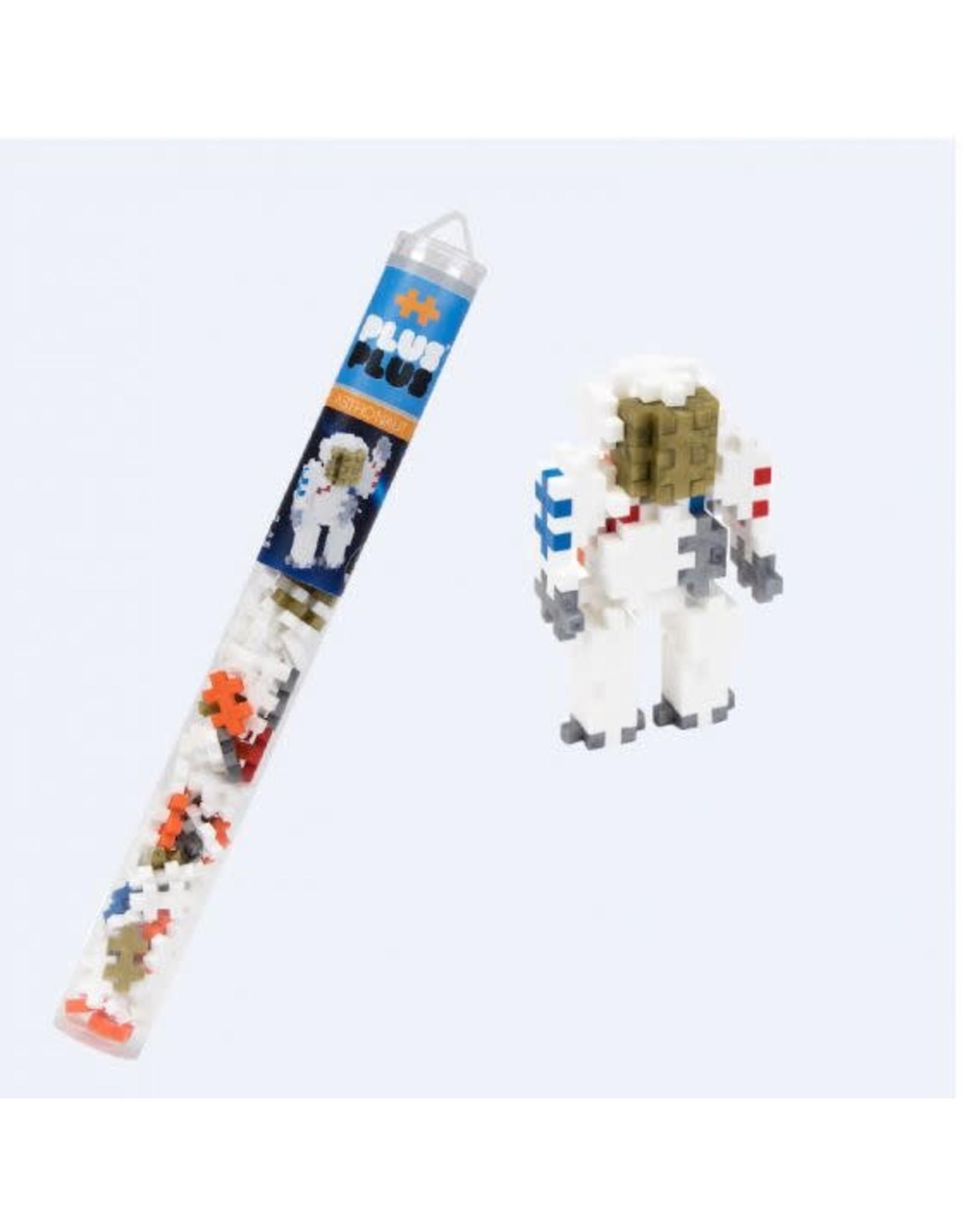 Plus-Plus Plus Plus Tube - Astronaut