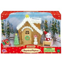 Calico Critters Gingerbread Playhouse Calico Critters