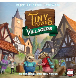 AEG Tiny Towns Villagers Expansion