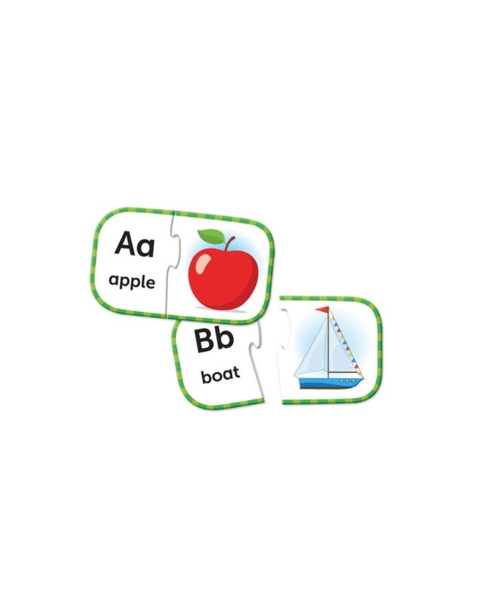 Puzzle Cards - ABC's