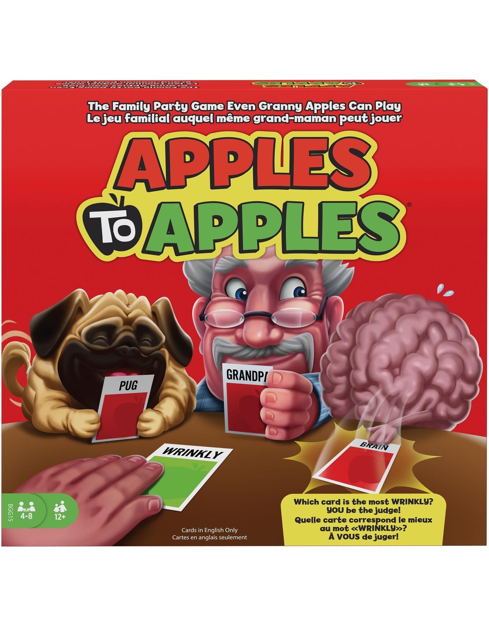Mattel Apples to Apples