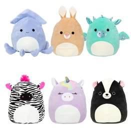 "Squishmallow 8"" Assorted"