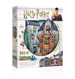 Wrebbit Weasley's Wizard Wheezes & Daily Prophet