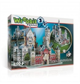 Wrebbit Neuschwanstein Castle