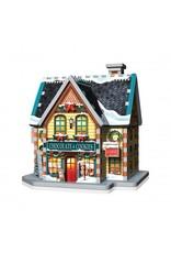 Wrebbit Christmas Village