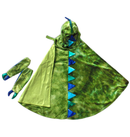 Great Pretenders Dragon Cape w/Claws, Green