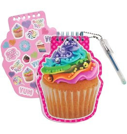 Notepad Mini with Pen - Cupcake