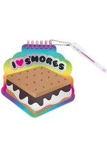Notepad Mini with Pen - S'more