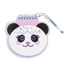 Notepad Mini with Pen - Panda