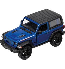 Pull Back Jeep Wrangler Rubicon Asst.