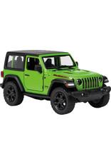 Kinsmart Pull Back Jeep Wrangler Rubicon Asst.