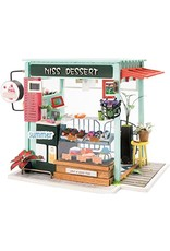 Robotime DIY House - Ice Cream Station