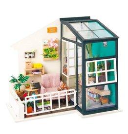 DIY House-Balcony Daydreaming