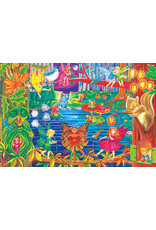 Cobble Hill Fairy Forest Floor Puzzle