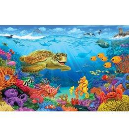 Cobble Hill Ocean Reef Floor Puzzle