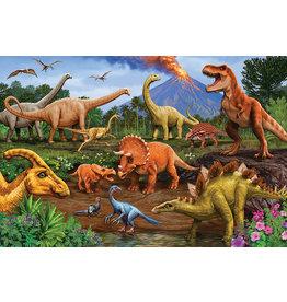 Cobble Hill Dinos Floor Puzzle
