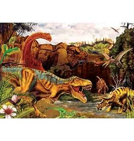 Cobble Hill Dino Story Tray Puzzle