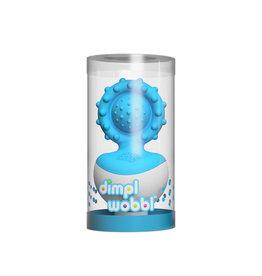 Fat Brain Toys Dimpl Wobbl - Blue