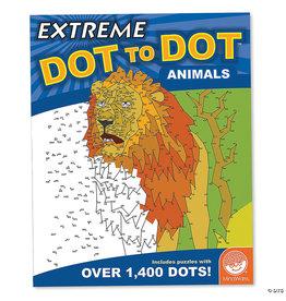 Mindware Extreme Dot to Dot: Animals