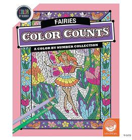 Mindware CBN Color Counts: Fairies