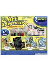 Royal & Langnickel Art Adventure - Super Value Set 1