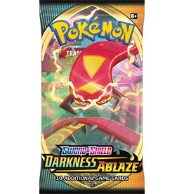 Pokemon - Sword & Shield Darkness Ablaze Booster