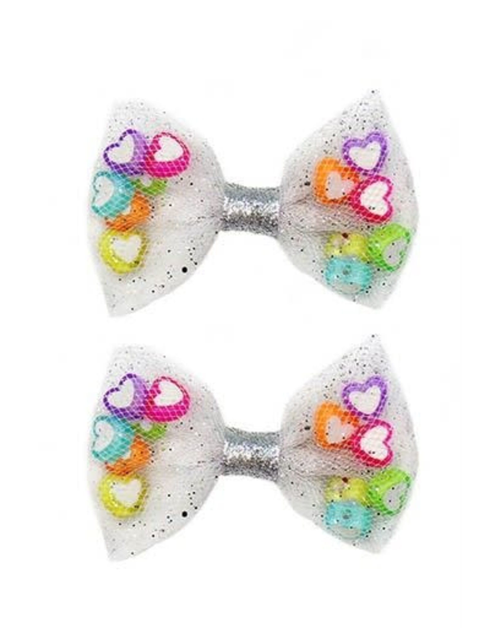 Great Pretenders Bow-tastic Party Hairclips Asst.