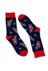 Main & Local Canadian Caesar Socks