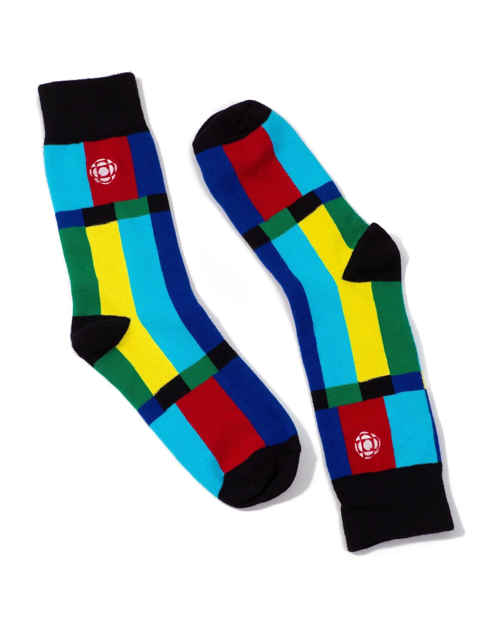 Main & Local CBC Standby Socks