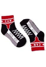 Main & Local Children's Canadian Hockey Skate Socks