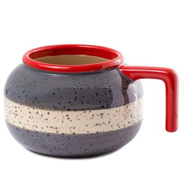 Main & Local Curling Rock Mug