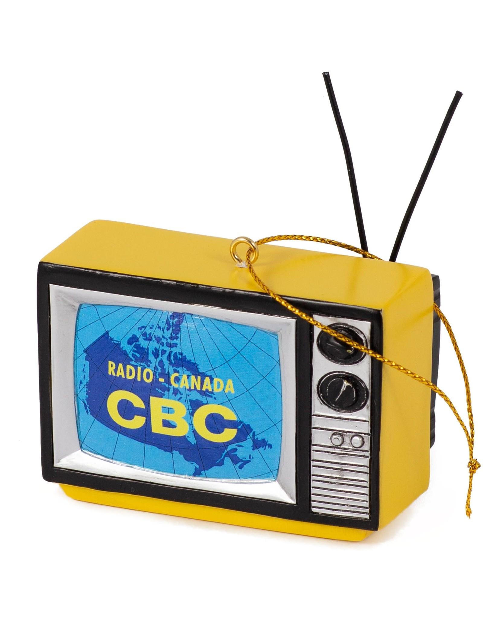 Main & Local TV - Map Logo Ornament