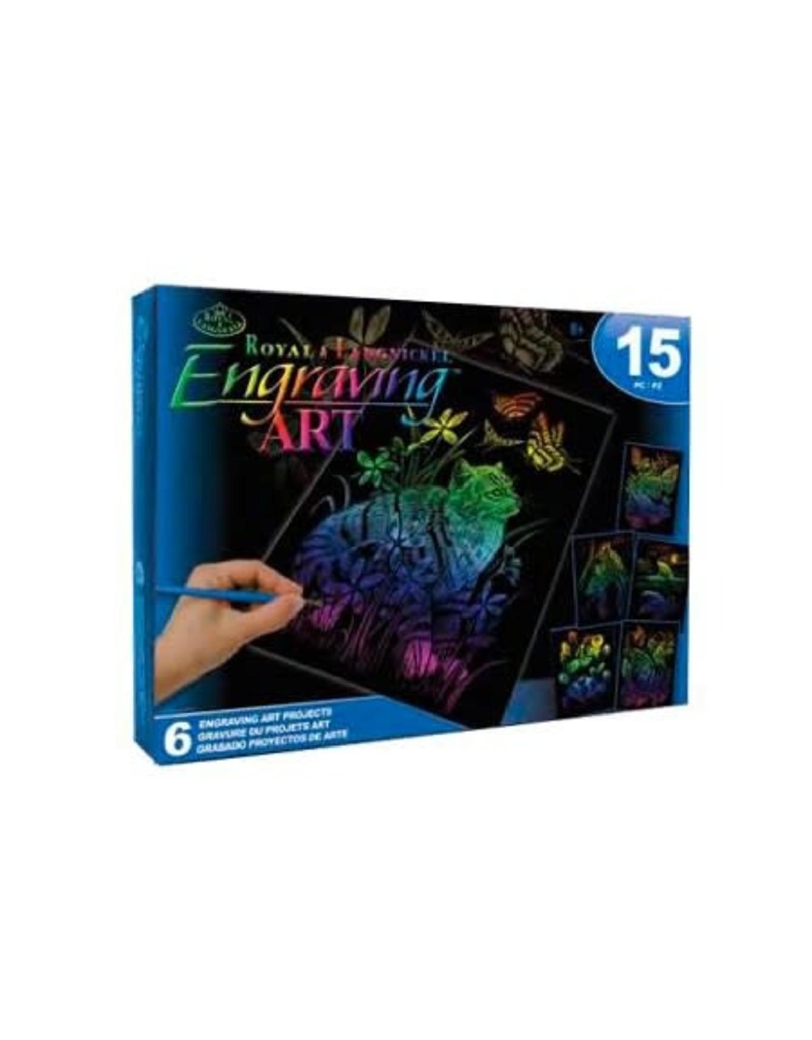Royal & Langnickel EGRVart Activity Set - Rainbow Animals