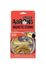 "Crazy Aaron's Crazy Aaron's 4"" Tin Gold Rush - Magnetic Storms"