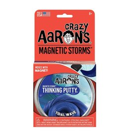 "Crazy Aaron's Crazy Aaron's 4"" Tin Tidal Wave - Magnetic Storms"