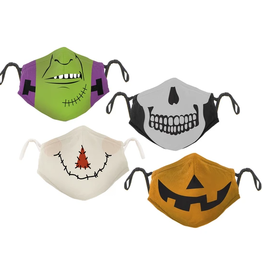 Children's Spooky Face Mask
