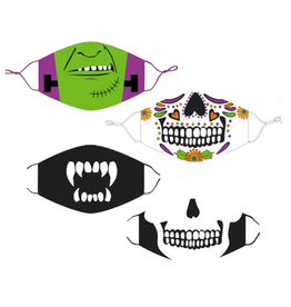 Adult Spooky Mask