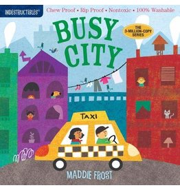 Indestructibles Book: Busy City