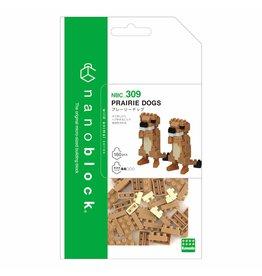 Nanoblock Nanoblocks Praire Dogs