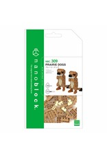 Nanoblocks Praire Dogs