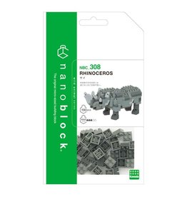 Nanoblock Nanoblock Rhinoceros