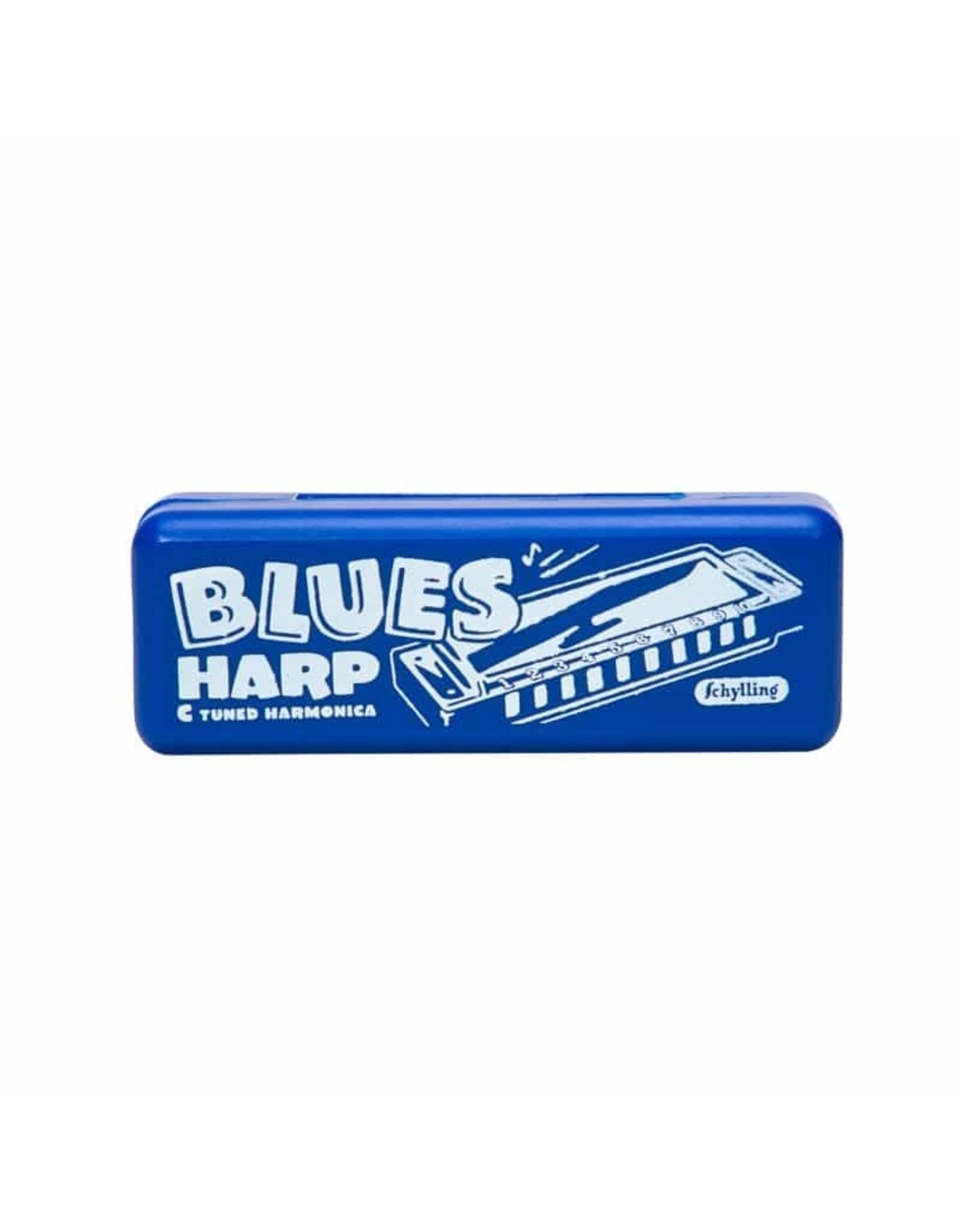 Schylling Blues Harmonica