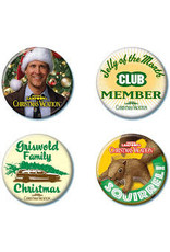 Christmas Buttons Assorted